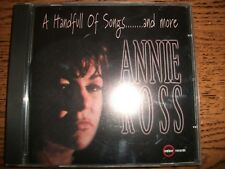 Annie Ross-A Handfull Of Songs and More-2000 TKO Magnum-UK!