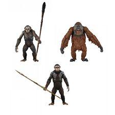 Neca La planète des singes Affrontement Serie 1 Set Complet