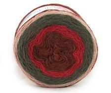 180g CARAMELLA MONDIAL Bobbel Wolle Farbverlauf 647 Dreieckstuch Tücher Schal