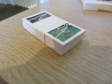 Cigarette cards Footballers Cadet 1957 mint set