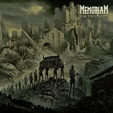 For the Fallen MEMORIAM CD ( FREE SHIPPING) BENEDITION ,BOLT THROWER