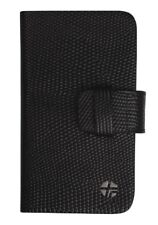Trexta Rotating folio case for Apple iPhone 4/4s - Exotic Black