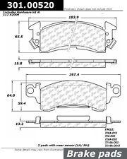 Centric Parts 301.00520 Front Premium Ceramic Brake Pads