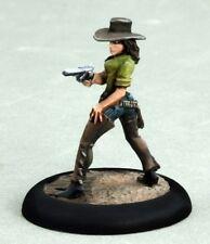 Diamond Sue Dawson Cowgirl Reaper Miniature Chronoscope Cowboy Western Wild West