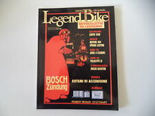 LEGEND BIKE 2/1997 MOTOBI SPRING LASTING 200/GUZZI SUPERALCE/LINTO/VELOCETTE LE