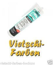48x Henkel Sista F130 weiß 300ml -Acrylat-Dispersionsdichtstoff,elastoplastisch-