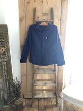 Vintage French deadstock BLEU DE TRAVAIL jacket WORK WEAR moleskine c1960