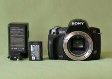 Sony α (alpha) A230 Digital DSLR Camera Body - The flash does not work