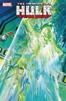IMMORTAL HULK #37 2020 Alex Ross Main Cover A 1st Print Marvel NM 9/16 PreSell