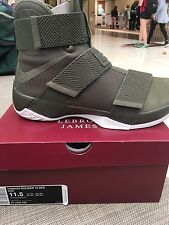 Nike LeBron 10 Soldier SFG OLIVE Cargo Lebron James Sz:9-9.5-10-11 Deadstock