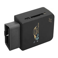OBDII GPS Tracker OBD2 Tracking GSM/GPRS Car Vehicle With IOS Android app ED