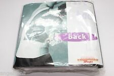 NIKKEN Kenkotherm Back Belt Wrap~WHITE Sz L NEW~