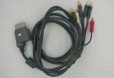 Câble YUV XBOX 360 (Officiel Microsoft)