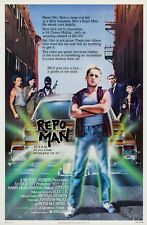 Repo Man Movie Poster 1984 Emilio Estevez Rolled - Great Art  *Hollywood Posters