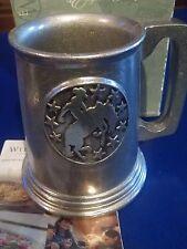 Wilton Armetale Western Original Mug #821081 Brand New In Original Box 2004