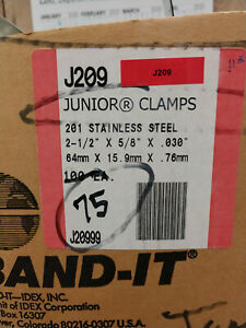 Band-it Junior Clamps