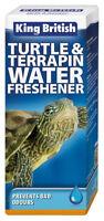 King British Turtle & Terrapin Water Freshener Bad Odour Prevention - 100 ml