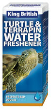 King British Turtle & Terrapin Water Freshener Bad Odour Prevention - 100 ml