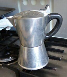 Lagostina Stove Top Coffee Maker Used