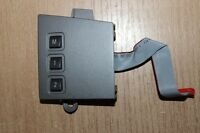 03 BMW E65 E66 7 SERIES / FRONT R SIDE SEAT ADDITIONAL FUNCTIONS SWITCH 6918401