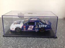 NASCAR 1/24 scale Diecast, Rusty Wallace, Miller Lite #2 Ford Thunderbird