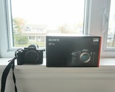 Sony a7Rii α7R II Full-Frame Camera - Black (ILCE-7RM2) with EXTRAS!