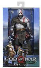 NECA God of War 2018 7″ Scale Kratos Action Figure NEW