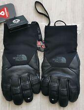 North Face Futurelight Gloves Mens Black Ski Leather Warm Snow Steep Patrol M