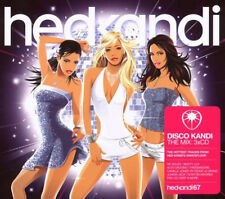 HED KANDI =disco kandi / the mix= Ferrer/Nelson/Solveig...= 3CD = groovesDELUXE!