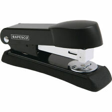 Rapesco 1091 Half Strip Metal Stapler Black