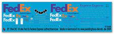 Peddinghaus 1964 1/144 DC 10 du FedEx Fret services