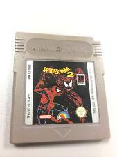 Spiderman 2 II NINTENDO Game BOY gameboy jeu game cartridge