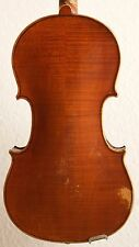 old violin 4/4 geige viola cello fiddle label GIACOMO GERANI