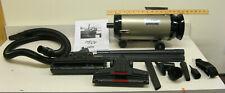Metro OmniVac Model Ov-4Abc 4.0 Hp Portable Vacuum Canister Silver New Open Box
