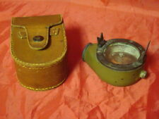 Vintage Creash-Osborne MARCHING COMPASS,Sperry Gyroscope,MARK VII, WWI,With CASE