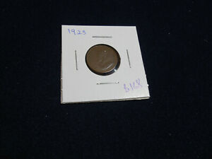 1923 Canadian Cent (a15) (b168)