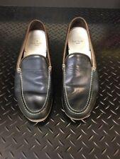 Men's Paul Smith Designer Casual Summer Loafer Blue Shoes Size 10