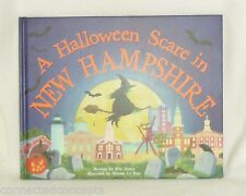 A Halloween Scare in New Hampshire by Eric James (2015, Picture Book) NEW!
