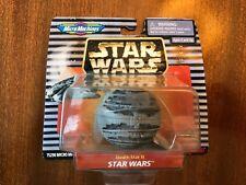 "Galoob Star Wars 1998 Mirco Machines ""Death Star Ii"" 75290"