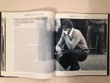 GREATEST MOMENTS IN GOLF BY CLAIRE WELCH HARDBACK BOOK WITH DUST JACKET 2008