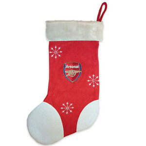 Arsenal F.C. Christmas Stocking New Xmas