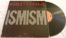 GODLEY & CREME❖ISMISM❖Snack Attack❖Rare 1st Press Polydor UK❖10cc❖VG/VG vinyl LP