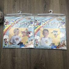 Disney Semco Vintage Cross Stitch Kits Pluto Donald New