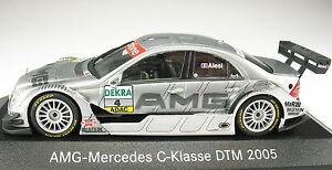MINICHAMPS - AMG Mercedes-Benz C-Class - DTM 2005 J. Alesi - 1:43 -B66962230 NEU