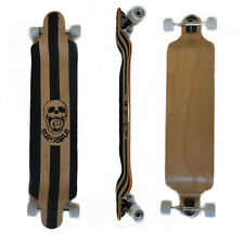 Easy People Longboards DD-0S Drop DownLongboard Complete Blank Lowrider Natural