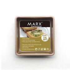 """1pc x 4"""" Square Toast Bread Tray Pie Bakeware Cake Tin Pan Mold Non-Stick 4565"""