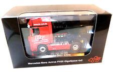 "NZG 1/50 844/08 MERCEDES BENZ Actros 4x2 SZM FH25 ""HT Hauser"" Sattelzugmaschine"