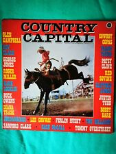Country Capital LP Vinyl 12""