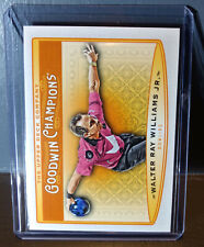 2019 Upper Deck Goodwin Champions Walter Ray Williams Jr 82 Bowling Trading Card