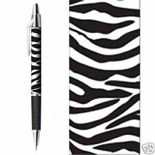 Zebra Animal Print Writing Ink Pen